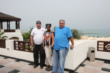 The severe nucleus in Ras al Khaimah