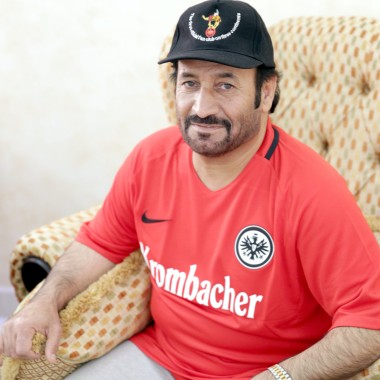 Our member Sheikh Mohammed Sultan Alkhateri ©EFC Bembel Beduinen