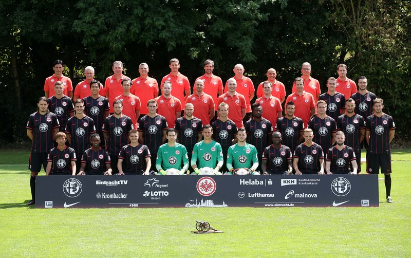 Eintracht Frankfurt Media Day