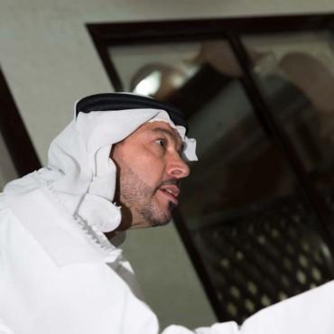 General Manager Nasif Kayed