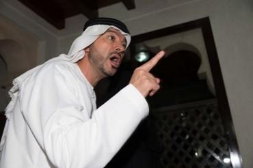 Honorary Member Nasif Kayed ©EFC Bembel Beduinen
