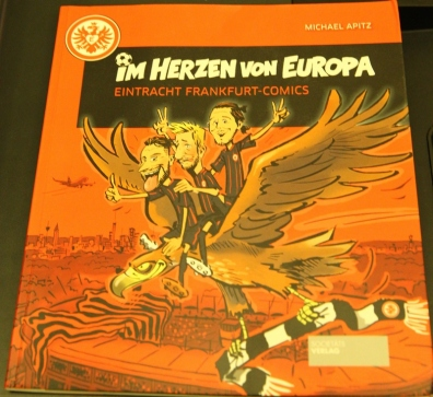 """Das Büchlein """"Im Herzen von Europa"""""""