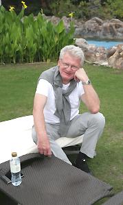 Prof. Dr. Wilhelm Bender ©EFC Bembel Beduinen