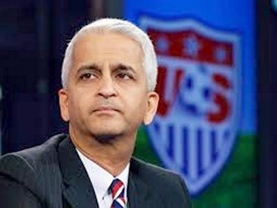Sunil Gulati