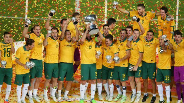 Soceroos Australia team