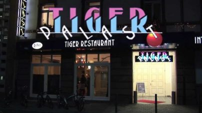 "The ""Tiger Palace"" in Frankfurt"