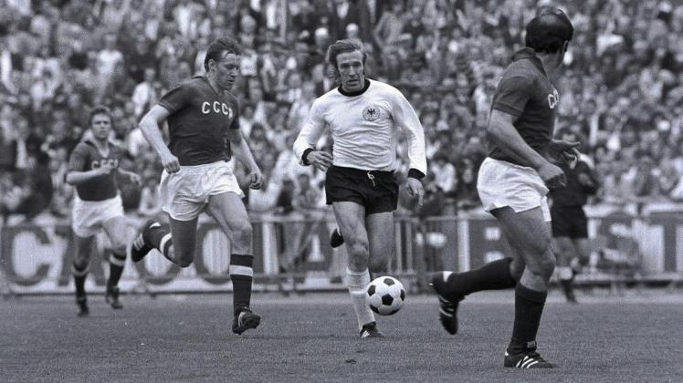 Fussball-Europameisterschaft-1972-in-Belgien-Endspiel-Deutschland-Sowjetunion