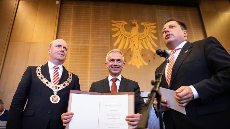 Stadtverordnetenversammlung | Frankfurt | 21.06.2018